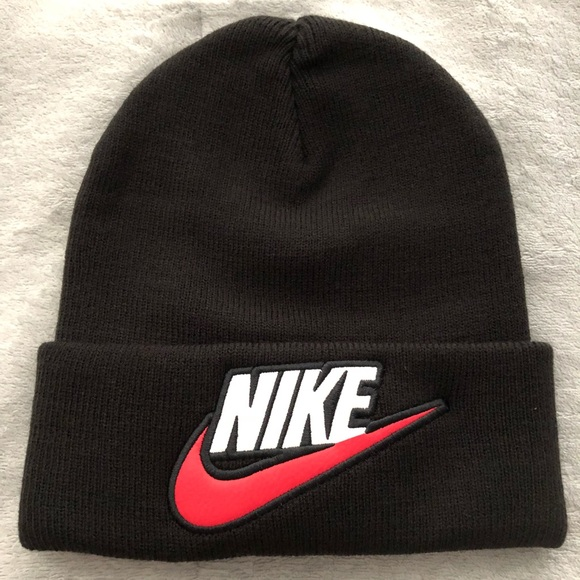 a7a1756babb7bd Supreme x Nike Beanie. M_5bb375c17386bc2bf4e5d95d. Other Accessories you  may like. supreme hat